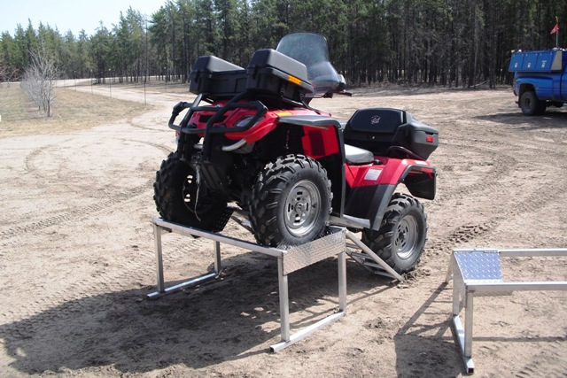 Atv Truck Ramps >> Trm Torch River Manufacturing
